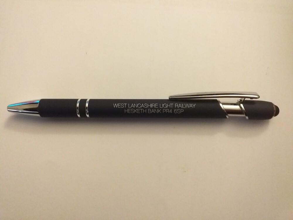 WLLR pen