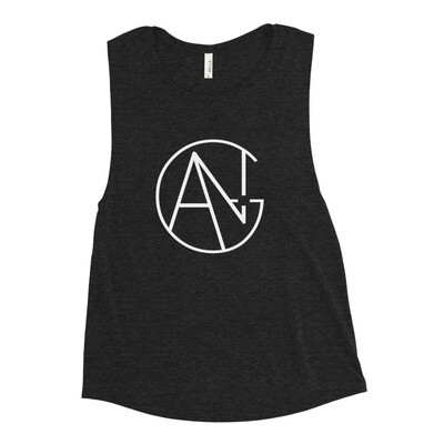 ANG Productions - Ladies' Muscle Tee