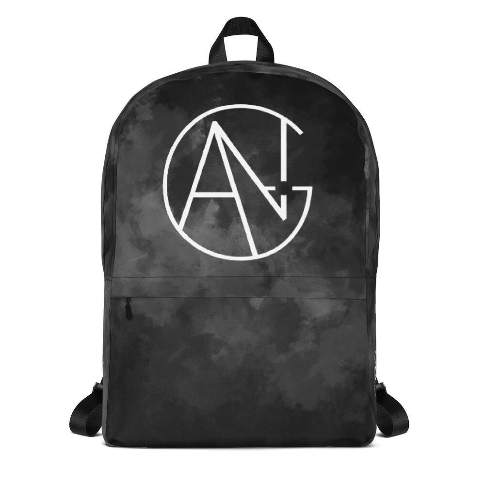 ANG Productions Black Backpack