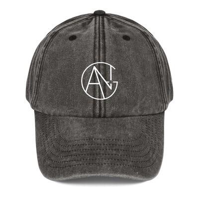 ANG Productions Logo - Vintage Cap