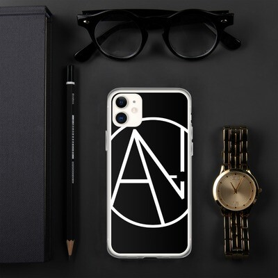 ANG Productions Logo iPhone Case