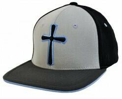 Onyx Cross Blue Flat Bill