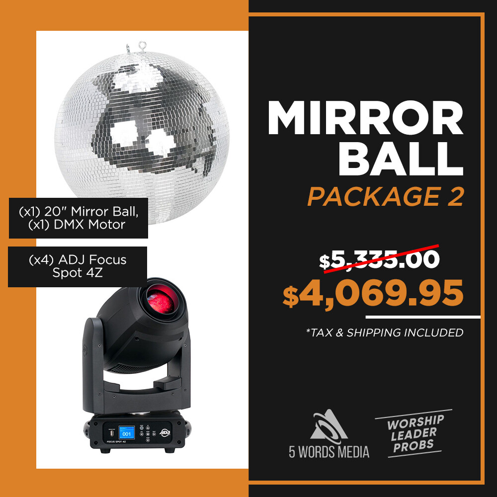 Mirror Ball - Package 2