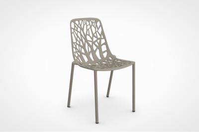 Fast FOREST Stuhl ohne Armlehne