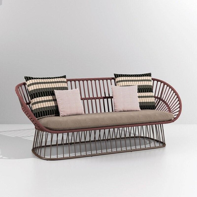 Kettal CALA 3-Sitzer Sofa