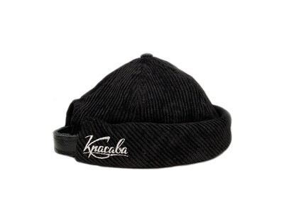 ROLL CAP KRASAVA 2.0 BLACK