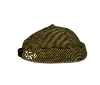 ROLL CAP KRASAVA 2.0 GREEN ARMY