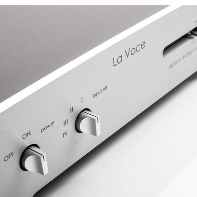 Aqua Acoustic Quality La Voce S3 Discrete DAC