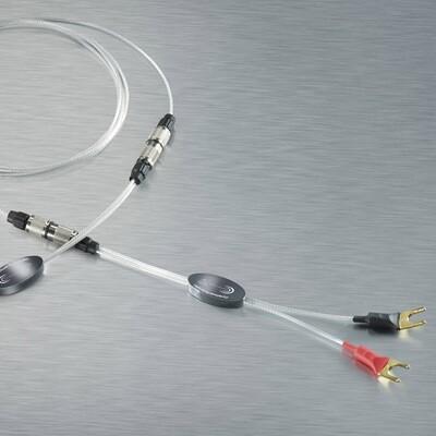 Crystal Cable Piccolo Diamond Speak Bi-Wire