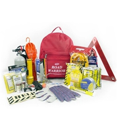 Mountain Road Warrior Backpack Kit
