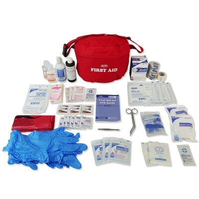 The Guardian 48 piece First Aid Kit
