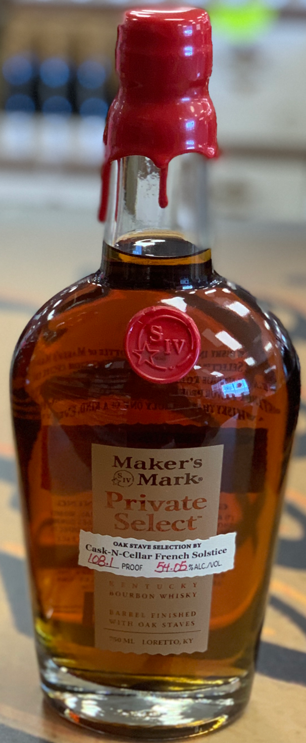 Maker's Mark Private Selection - French Solstice