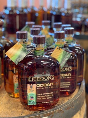 Jefferson's Ocean Voyage 17 Single Barrel