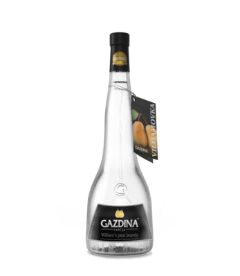 Gazdina Rakija Williams Pear Brandy