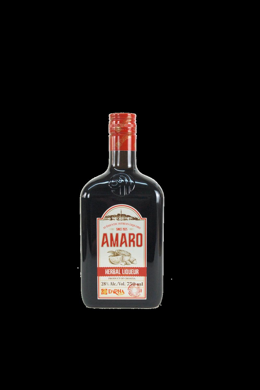 DARNA Amaro (Herbal Liqueur)