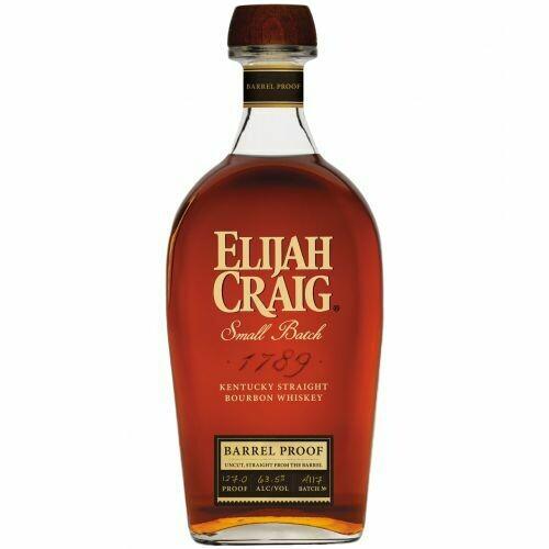 Elijah Craig Barrel Proof Bourbon - A120