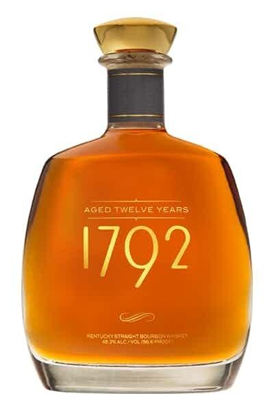 1792 12 Year 750ml