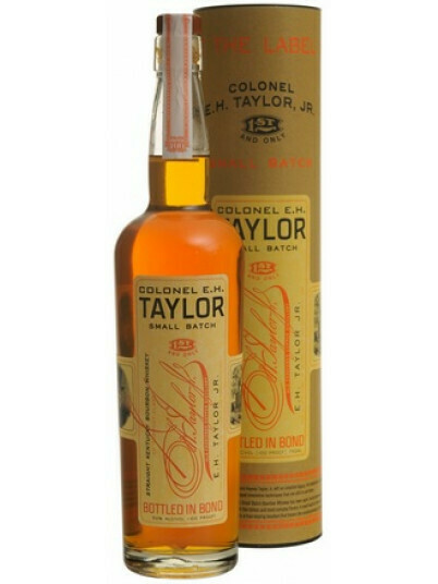 EH Taylor Small Batch 750ML