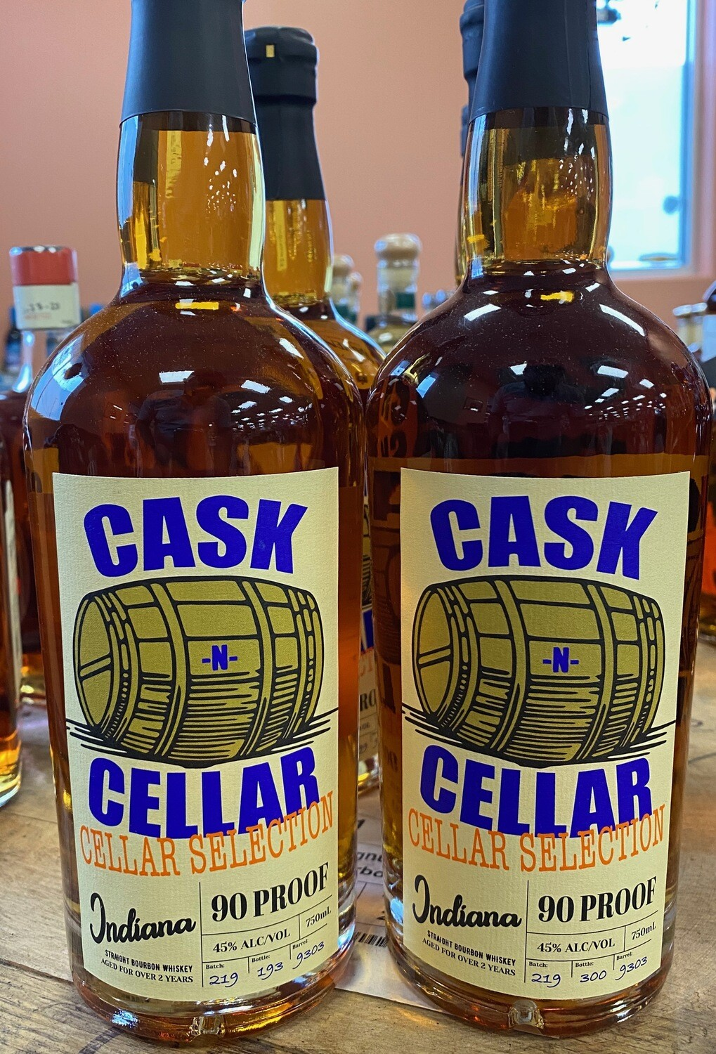Cask N Cellar Selection 750ML