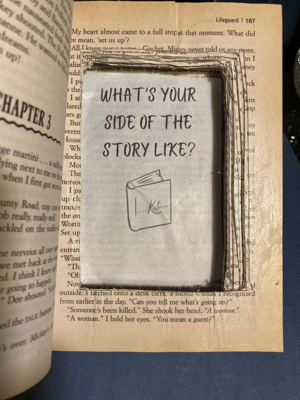 Hidden YSOTS Books