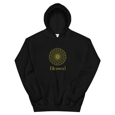 Blessed Spiral Unisex Hoodie