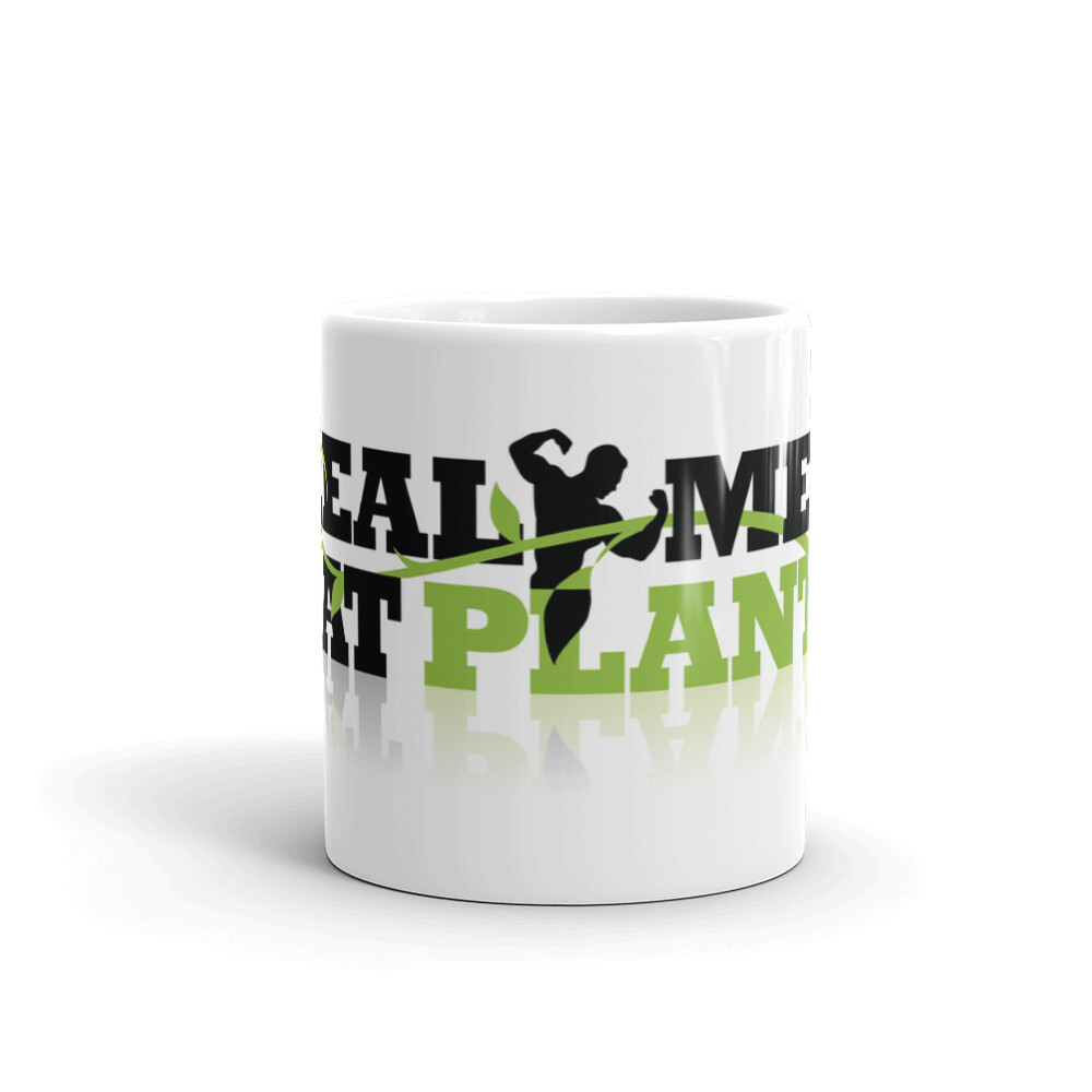 Real Men Eat Plants Mug 1