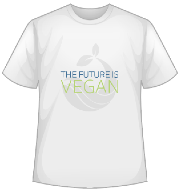 The Future Is Vegan T-Shirt