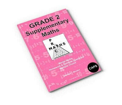 Gr 2 Supplementary Maths