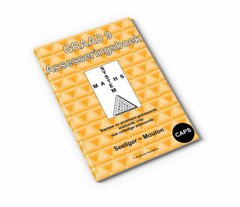 Gr 9 Wiskunde Assesseringsboek