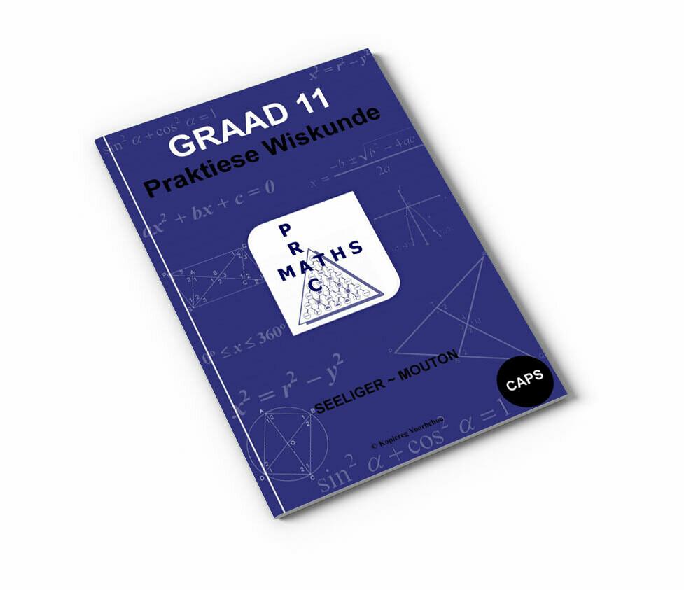 Gr 11 Praktiese Wiskunde