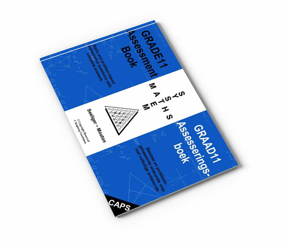 Gr 11 Assessment Book/Assesseringsboek