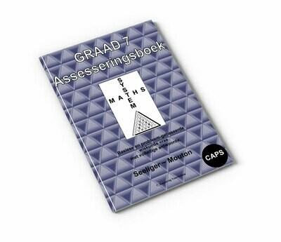Gr 7 Wiskunde Assesseringsboek