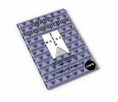 Gr 7 Mathematics Assessment Book