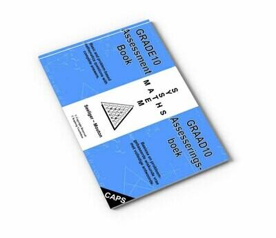 Gr 10 Assessment Book/Assesseringsboek