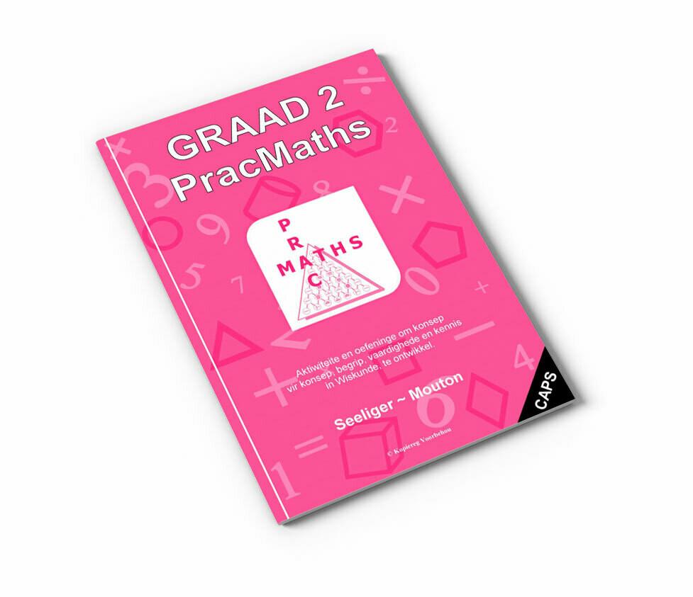 Gr 2 Prac Maths (Afr) + Memo