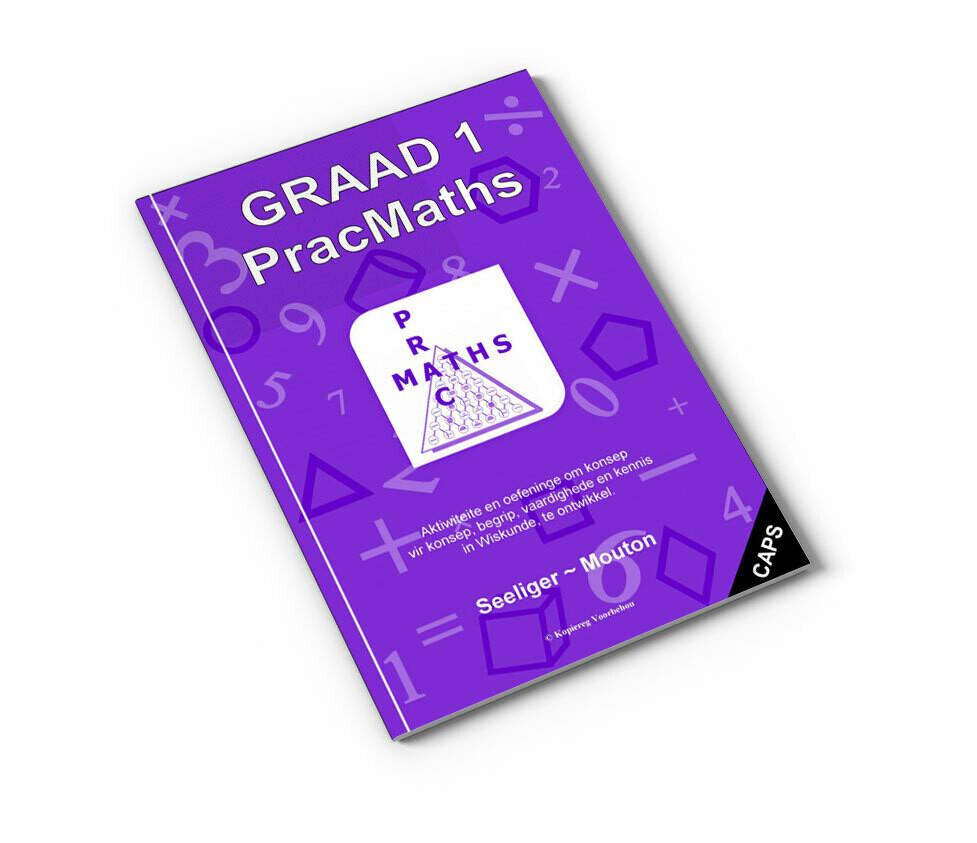 Gr 1 Prac Maths (Afr) + Memo