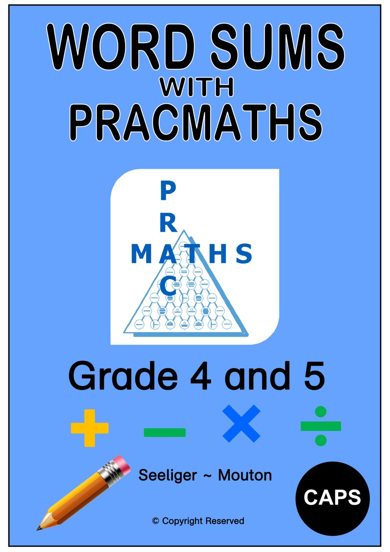 GR 4-5 WORD SUMS – PDF
