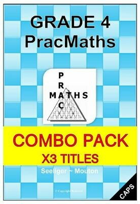 Grade 4 Mathematics Books + Memos