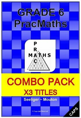 Grade 6 Mathematics Books + Memos