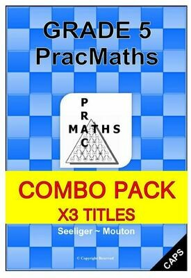 Grade 5 Mathematics Books + Memos
