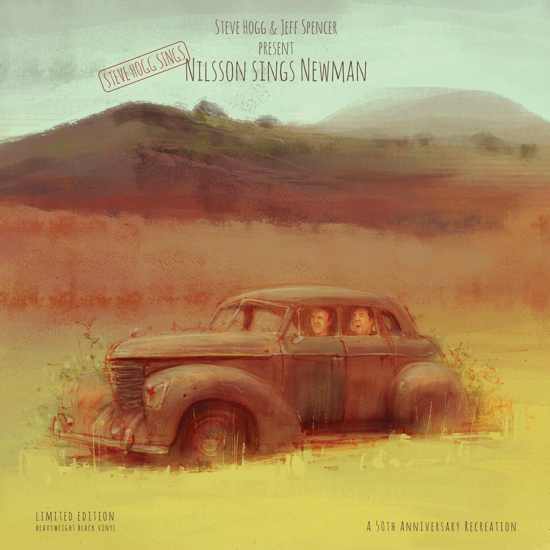 Steve Hogg Sings Nilsson Sings Newman: Vinyl LP