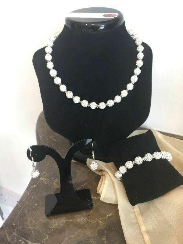 Complete Shamballa Jewellery Set