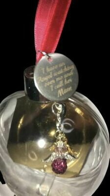In Memory Christmas Tree Bauble