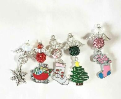 Christmas Charm Angels