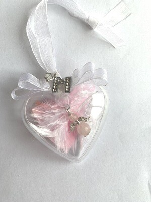 Personalised Angel In A Bauble