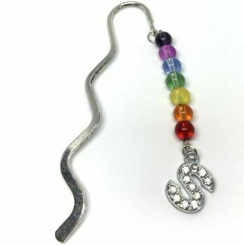 Personalised Chakra bookmark