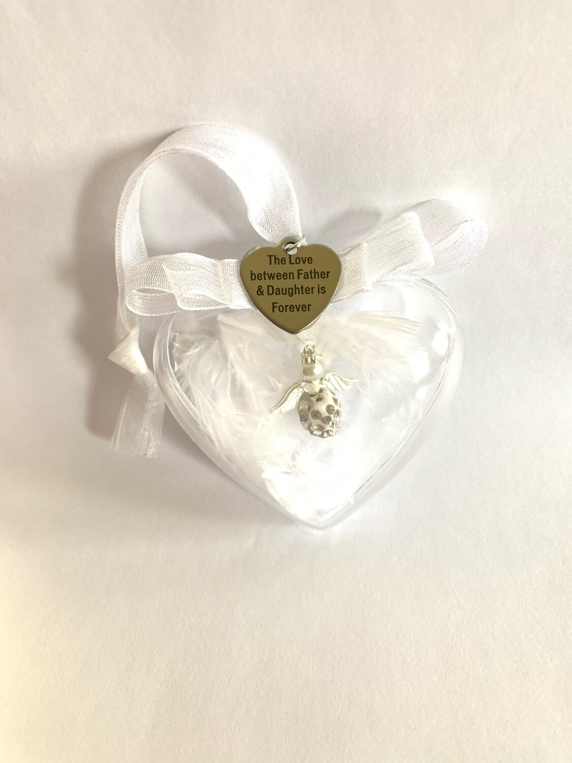 Charmed Angel In A Bauble