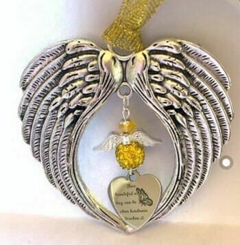 Kindness Angel Wind Chime