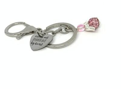Keyring With Charms
