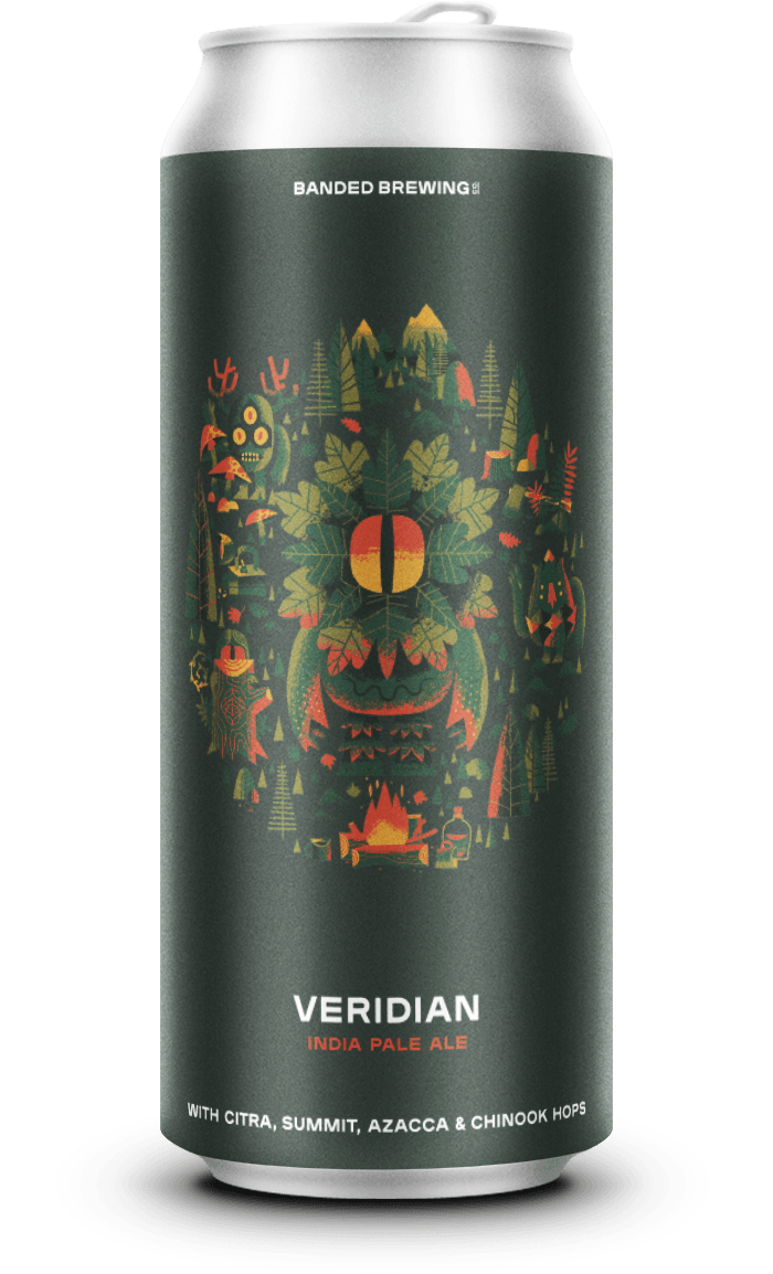 Veridian Cans